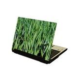 Terres cultivées autocollant ordinateur portable