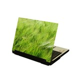 Alto hierba ordenador portátil pegatina