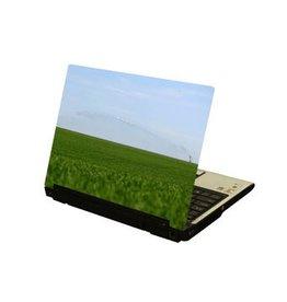 Platteland laptop Sticker