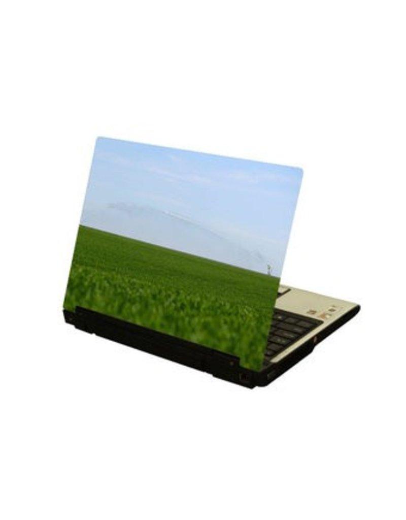 Landschaft Laptop Sticker
