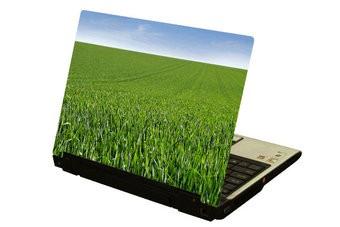 Countryside 1 Laptop Sticker