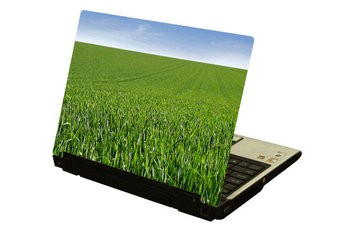 Landschaft 1 Laptop Sticker