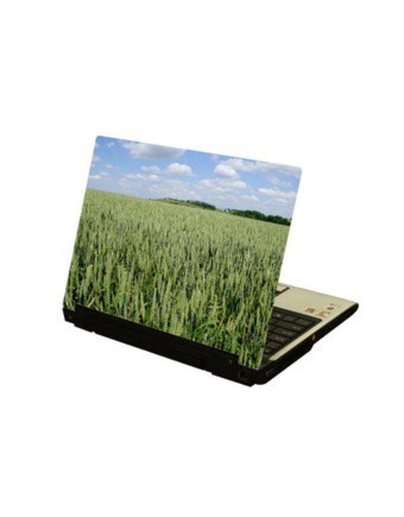 Landschaft 2 Laptop Sticker