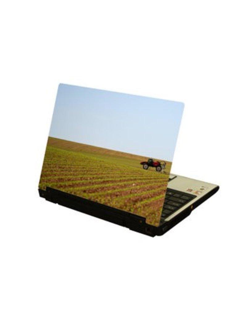 Platteland3 laptop Sticker