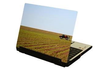 Countryside 3 Laptop Sticker