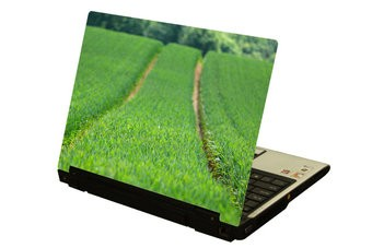 Landschaft 4 Laptop Sticker
