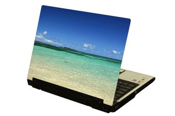 Meer Laptop Sticker