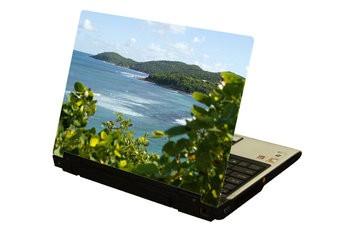 Sea 1 laptop Sticker