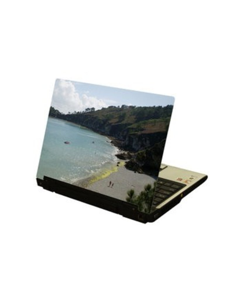Meer 3 Laptop Sticker
