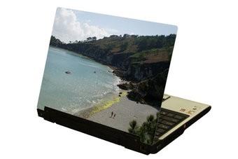 Sea 3 laptop Sticker