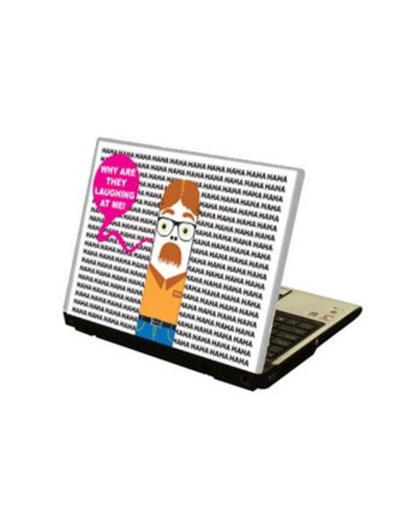 Freak Laptop Sticker