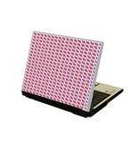 Patrón ordenador portátil pegatina 1