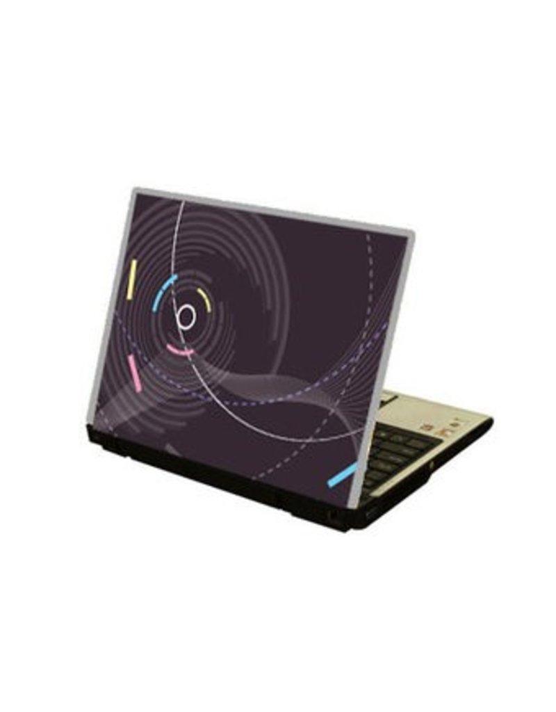 Abstrakt1 Laptop Sticker