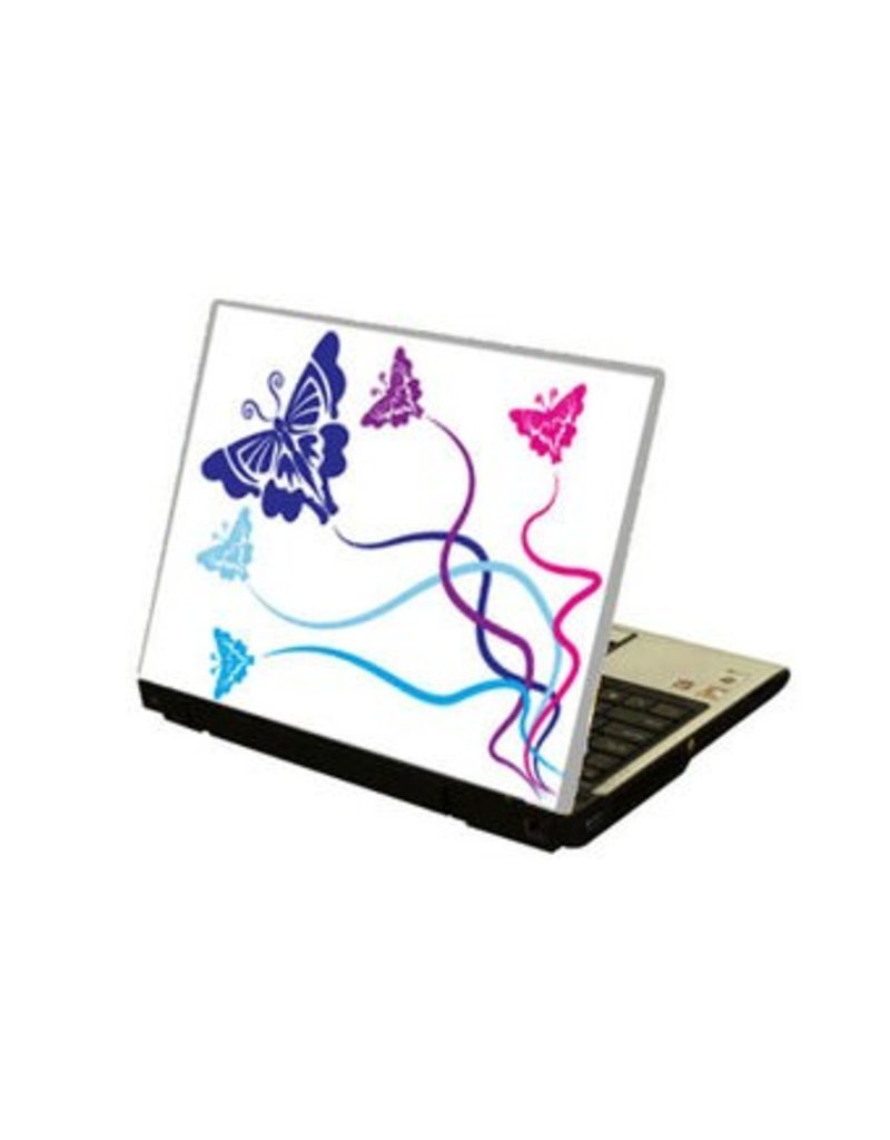 Vlinders Laptop sticker