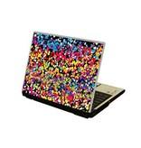 Confetti autocollant ordinateur portable