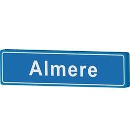 Almere Ortsschild