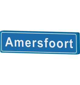Amersfoort place name sign