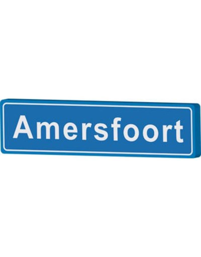 Amersfoort panneau nom de ville