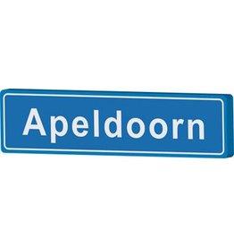 Apeldoorn plaatsnaambord
