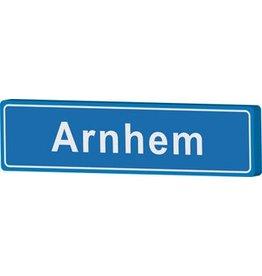Arnhem Ortsschild