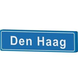 Den Haag cartel de entrada ciudad