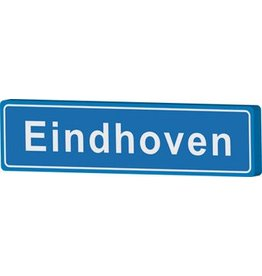 Eindhoven place name sign