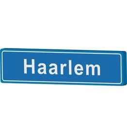 Haarlem Ortsschild
