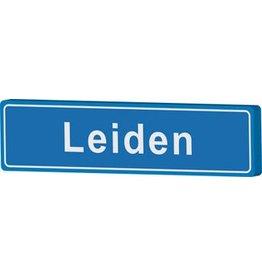 Señal entrada a población Leiden
