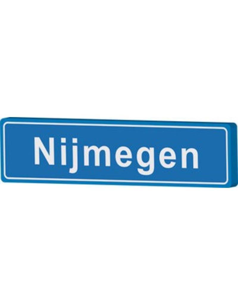 Nijmegen plaatsnaambord
