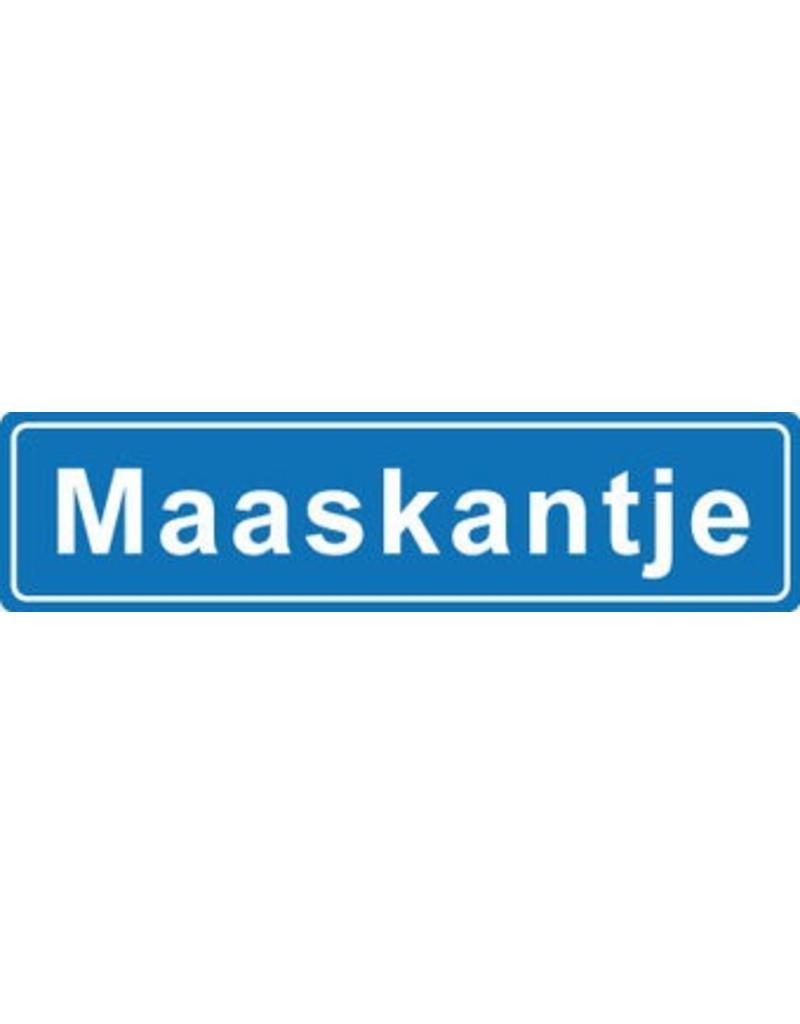 """Sticker """"Maaskantje"""""""