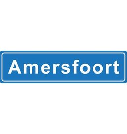 Amersfoort place name sticker