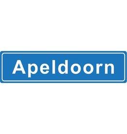 Apeldoorn autocollant nom de ville