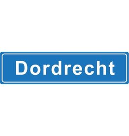Dordrecht autocollant nom de ville