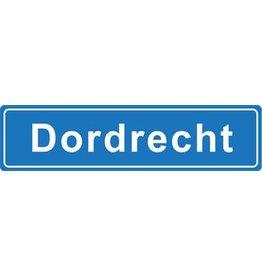 Dordrecht plaatsnaam sticker