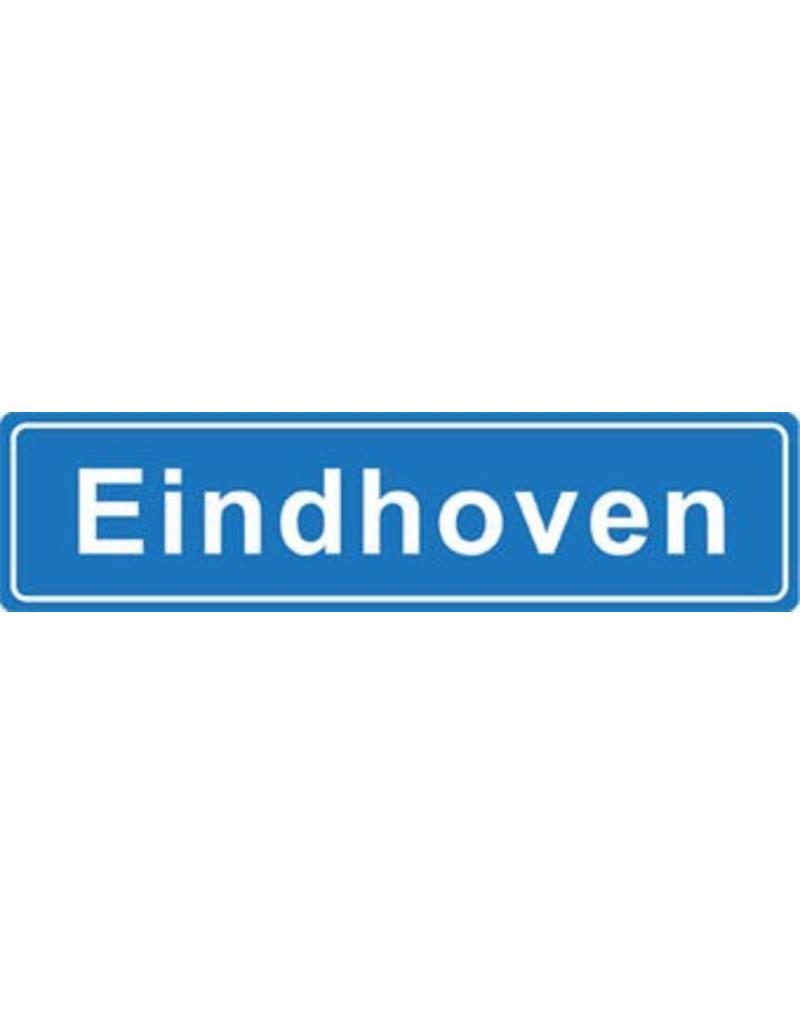 Eindhoven Ortsschild Sticker