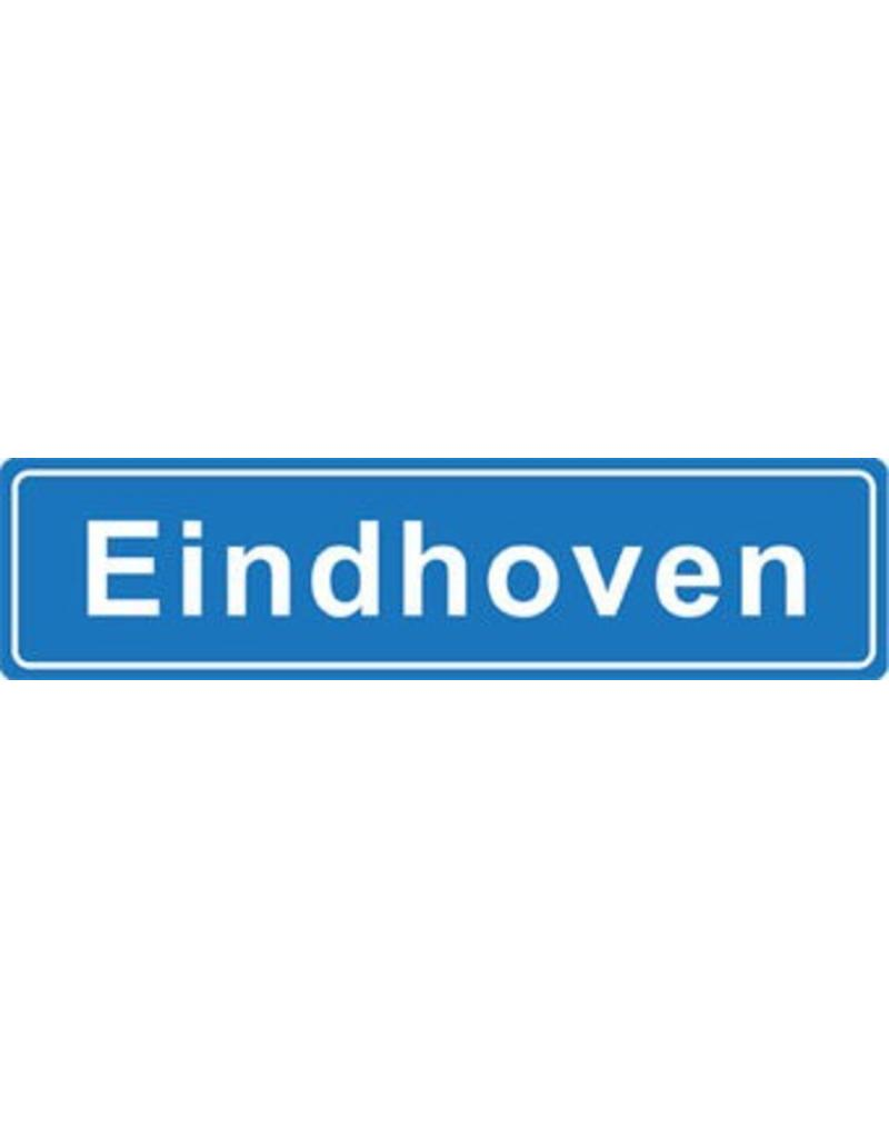 Eindhoven place name sticker