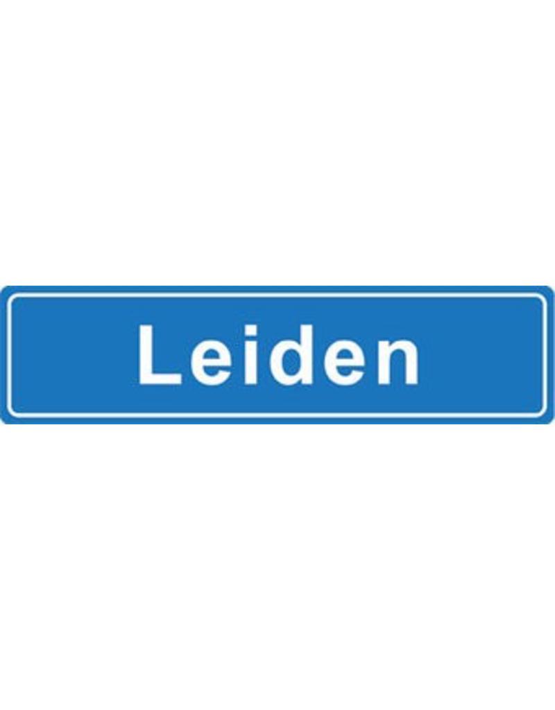 Leiden autocollant nom de ville