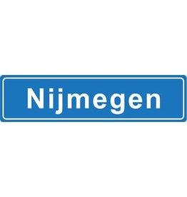 Nijmegen pegatina nombre de ciudad
