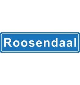 Roosendaal pegatina nombre de ciudad