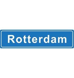Rotterdam plaatsnaam sticker