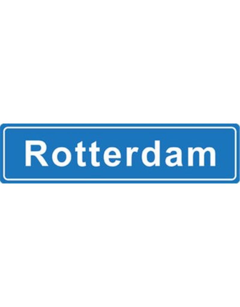 Rotterdam autocollant nom de ville