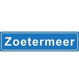 Zoetermeer pegatina nombre de ciudad