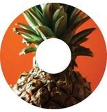 Spoke protector sticker Pineapple