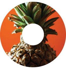 Autocollant protège-rayon Ananas
