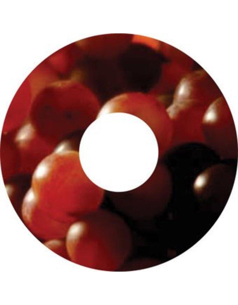 Spoke protector sticker berries