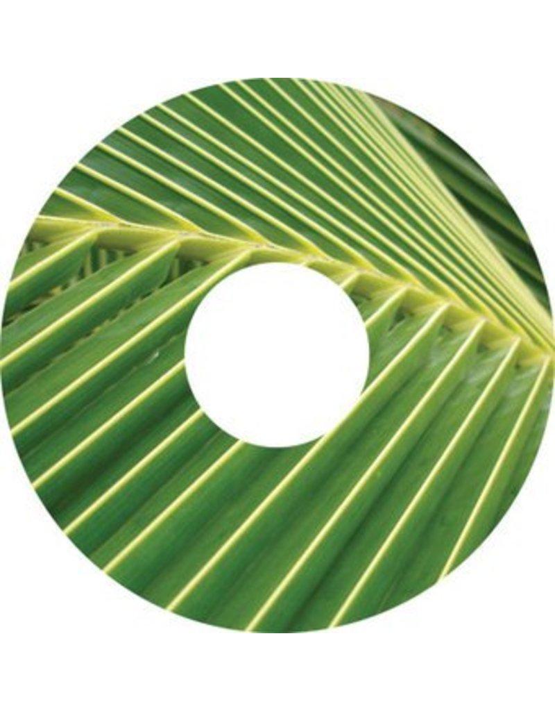 Spoke protector sticker Leaf
