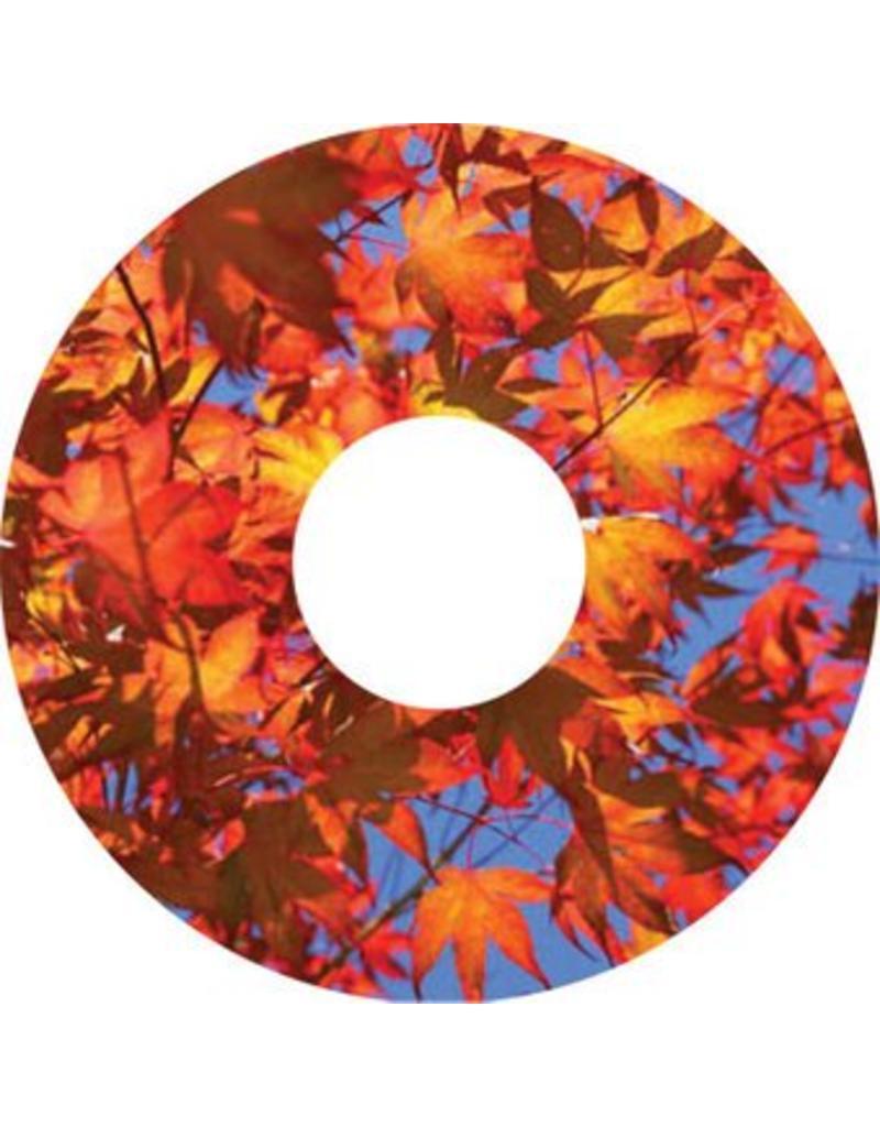 Pegatina protector de radios hojas