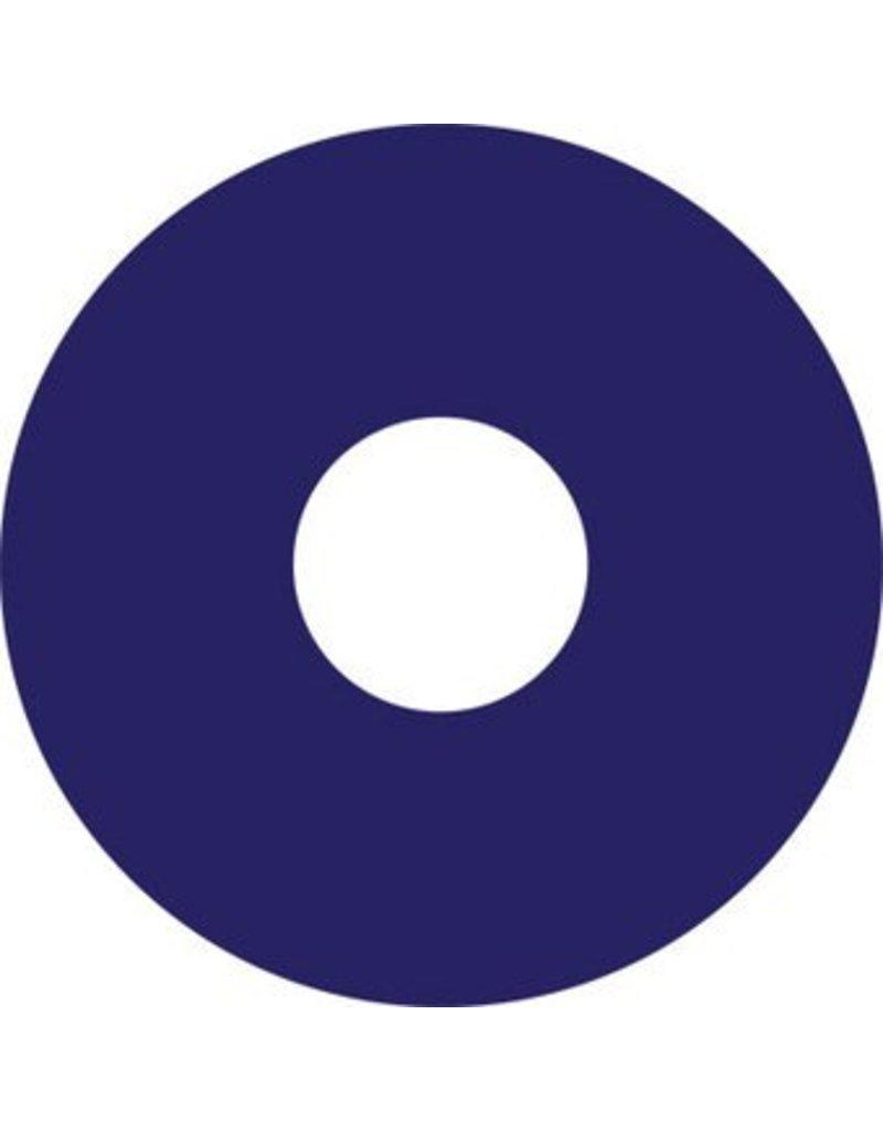 Pegatina protector de radios azul oscuro