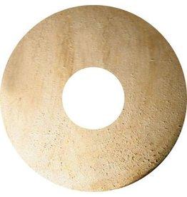 Spaakbeschermer sticker Drum structuur