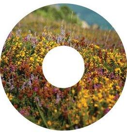 Speichenschutz Sticker Dünen Blumen